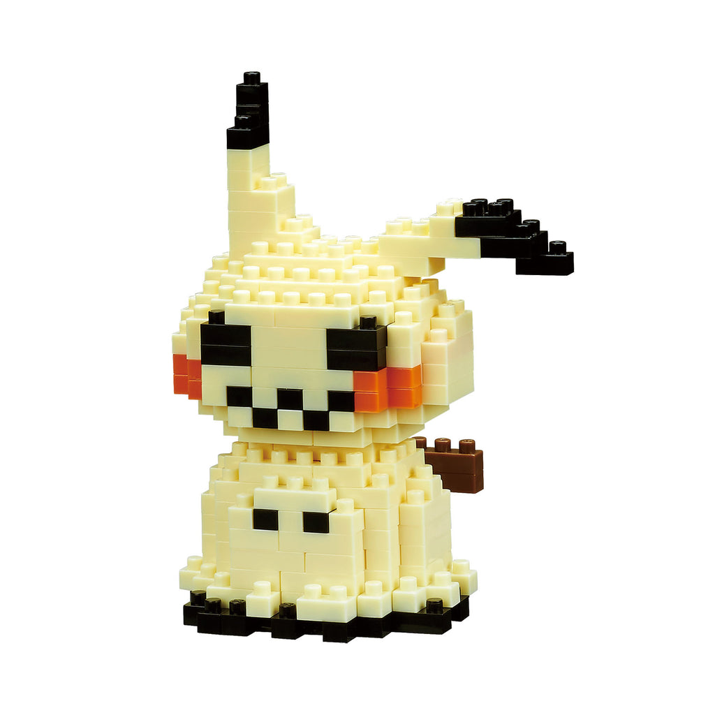 Mimikyu Block Building Toy nanoblock Sun & Moon Pokemon Center Japan Original