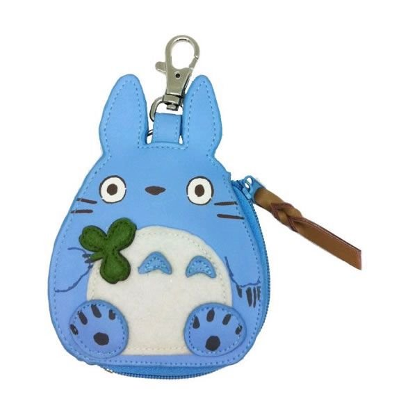 My Neighbor Medium Totoro Pouch Die-Cut Studio Ghibli Japan