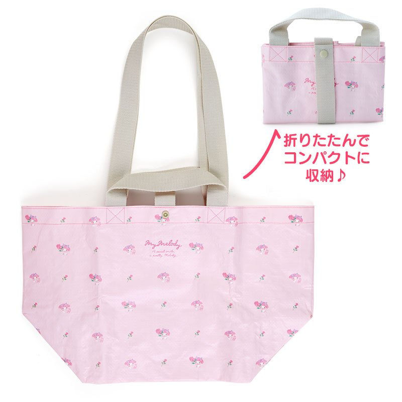 My Melody PP Tote Bag Sanrio Japan