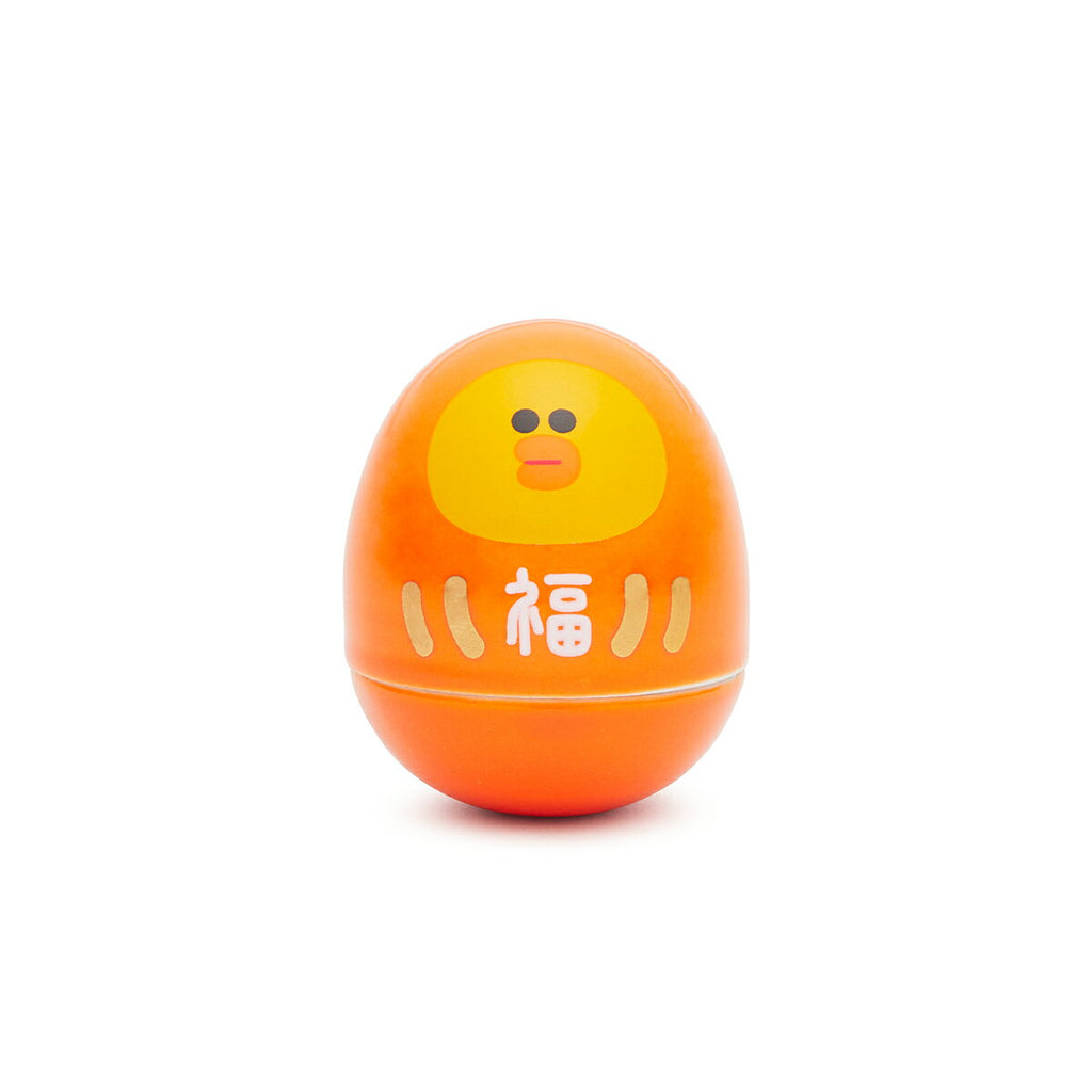 Sally Daruma Orange LINE FRIENDS Japan Limit