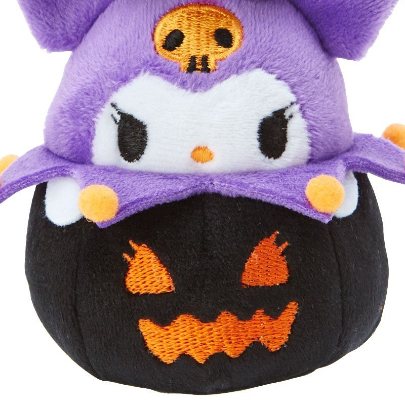 Kuromi mini Tenori Plush Doll Halloween 2019 Sanrio Japan