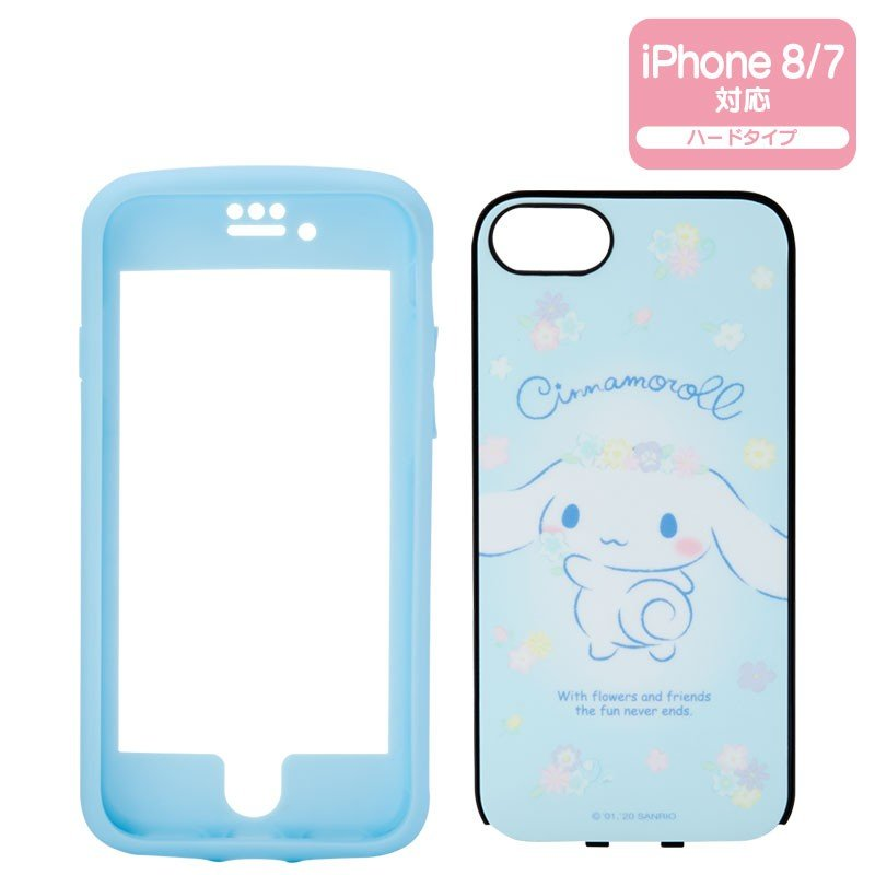 Cinnamoroll iPhone 7 8 Case Cover Flower Sanrio Japan