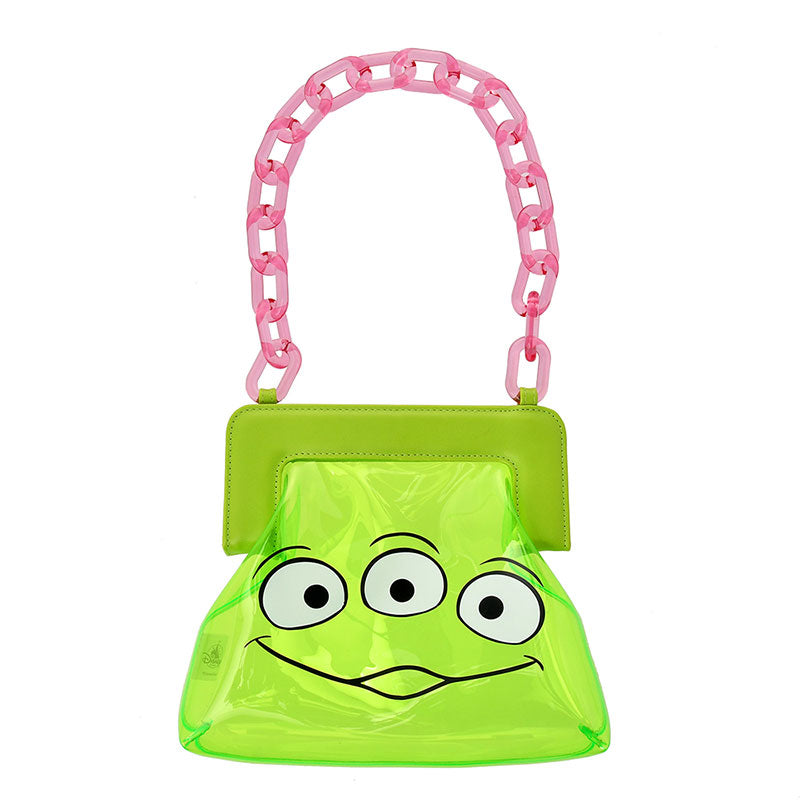 Toy Story Alien PVC Shoulder Bag Disney Store Japan
