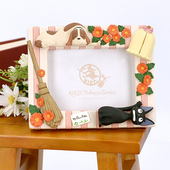 Kiki's Delivery Service Photo Frame Hurry up! Studio Ghibli Japan