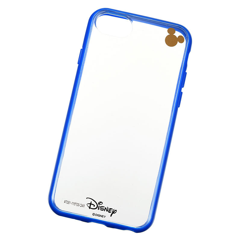 Mickey iPhone 6 6s 7 8 Case Cover Blue D.I.Wow! Disney Store Japan