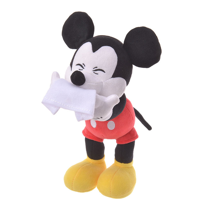 Mickey Plush Doll KAFUN 2020 Pollen Disney Store Japan