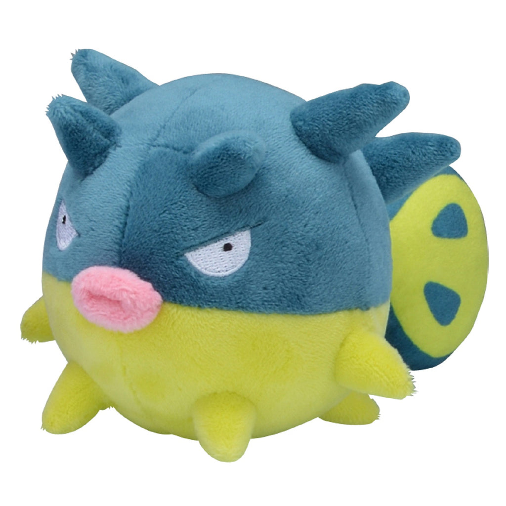 Qwilfish Harysen Plush Doll Pokemon fit Ver. 3 2019 Japan Original