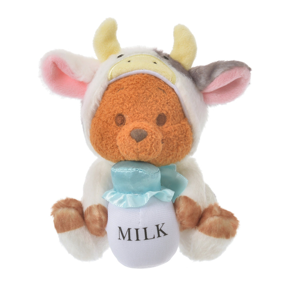 Roo Plush Doll Eto Zodiac 2021 Cow Disney Store Japan New Year Winnie the Pooh