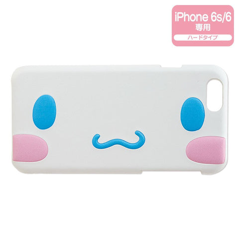 Cinnamoroll iPhone 6 6s Hard Case Cover Face Sanrio Japan