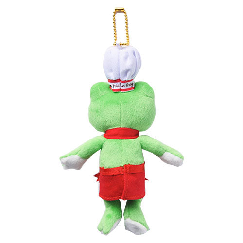 Pickles the Frog Plush Keychain Patissier Fruit Parlor Japan