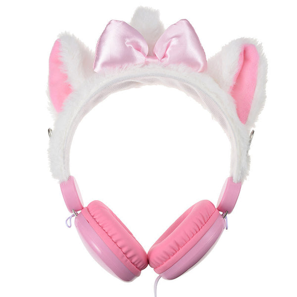Marie Stereo Headphone CAT DAY 2018 Disney Store Japan The Aristocats