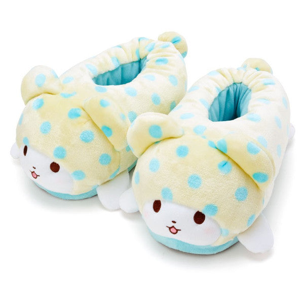 Marumofubiyori Room Shoes Fluffy Sanrio Japan