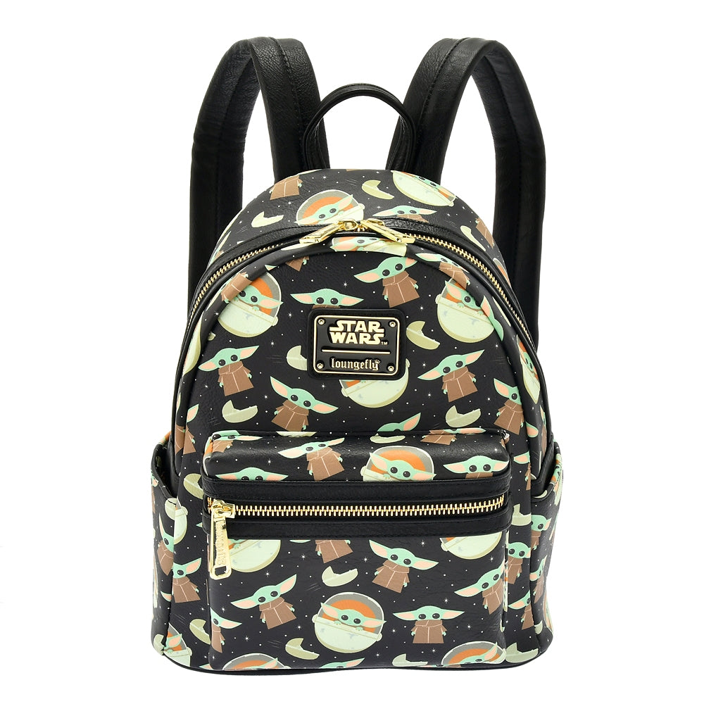 Star Wars Mandalorian The Child Backpack Loungefly Disney Store Japan