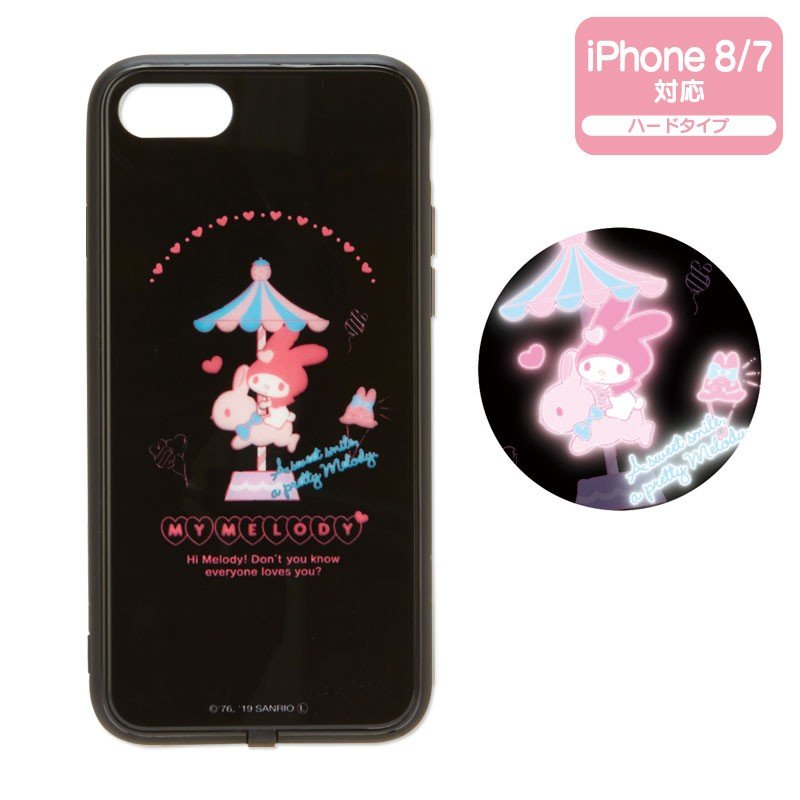 My Melody iFlash iPhone 7 8 Case Cover Sanrio Japan