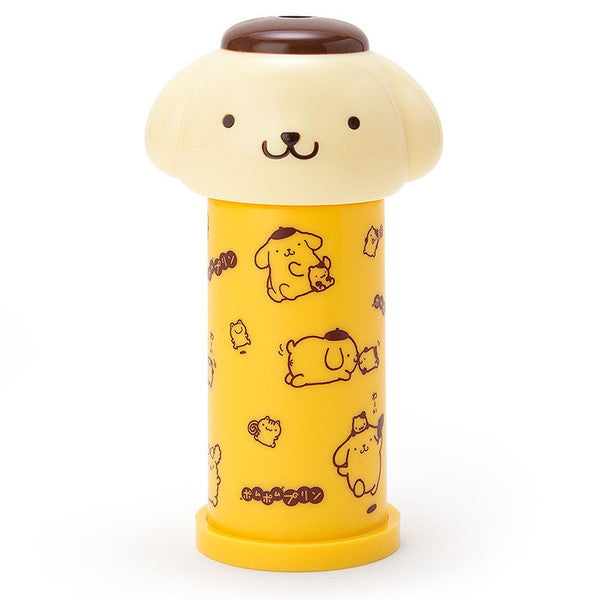 Pom Pom Purin Cotton Swab Case Jump! Sanrio Japan