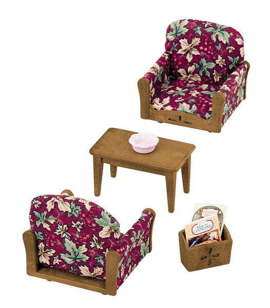 Furniture Armchair Set Ka-509 Sylvanian Families Japan Calico Critters