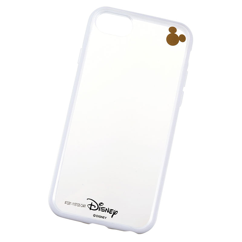 Mickey iPhone 6 6s 7 8 Case Cover White D.I.Wow! Disney Store Japan