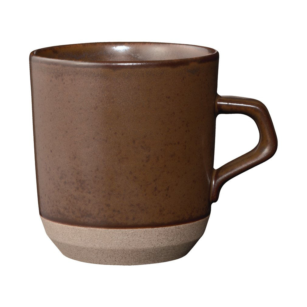 CERAMIC LAB Large Mug Cup CLK-151 410ml Brown KINTO Japan 29519