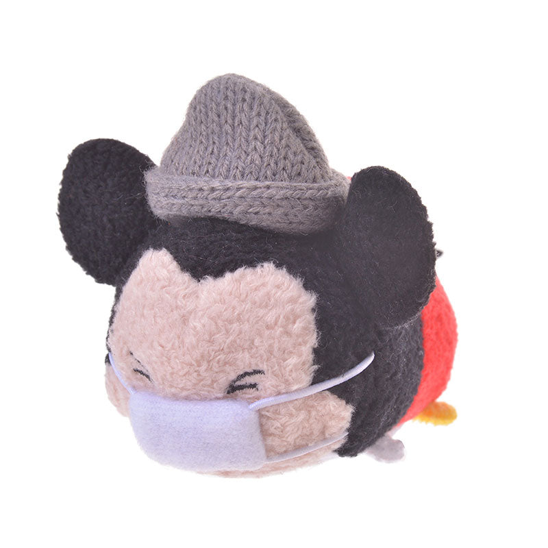 Mickey Tsum Tsum Plush Doll mini S KAFUN 2020 Pollen Disney Store Japan