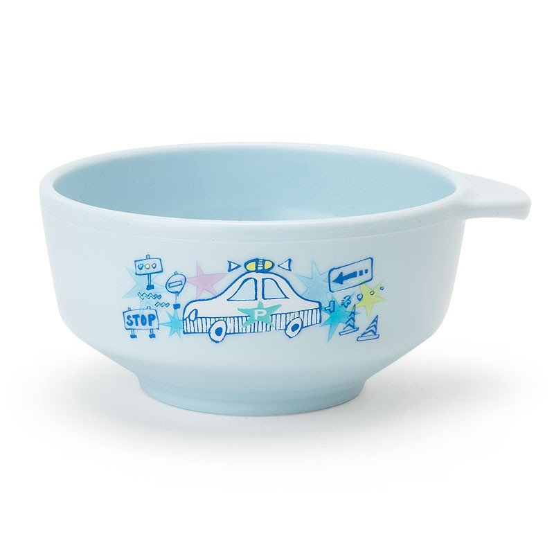 The Runabouts Plastic Bowl Sanrio Japan Baby Feeding