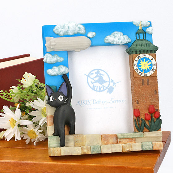 Kiki's Delivery Service Photo Frame Corico Studio Ghibli Japan