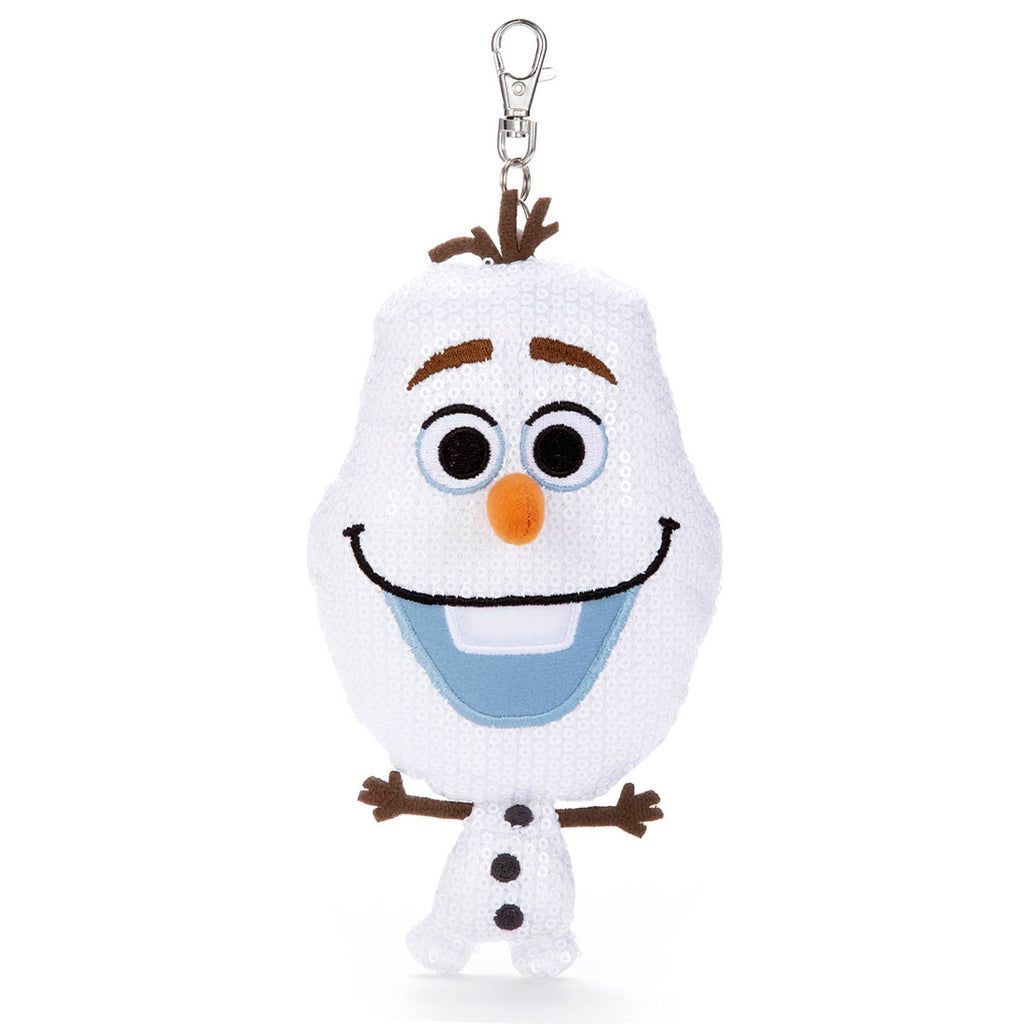 Frozen 2 Olaf Plush Pass Case Disney Takara Tomy Japan
