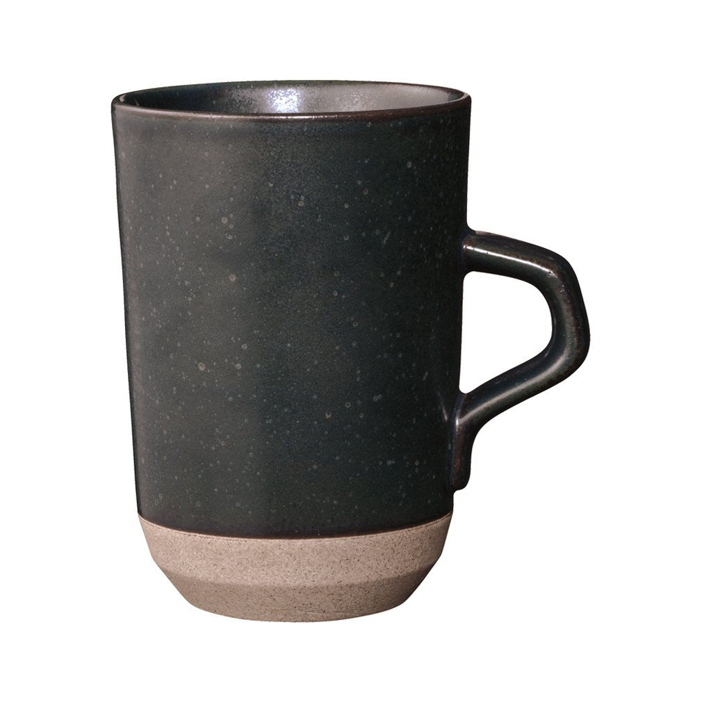 CERAMIC LAB Tall Mug Cup CLK-151 360ml Black KINTO Japan 29524