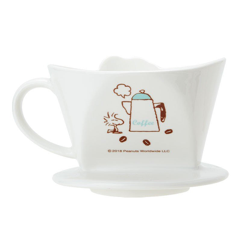Peanuts Snoopy Coffee Dripper Coffee Time Sanrio Japan