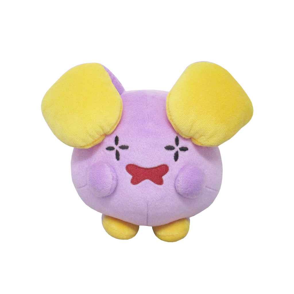 Whismur Gonyonyo Plush Doll S ALL STAR COLLECTION Pokemon Center Japan Original