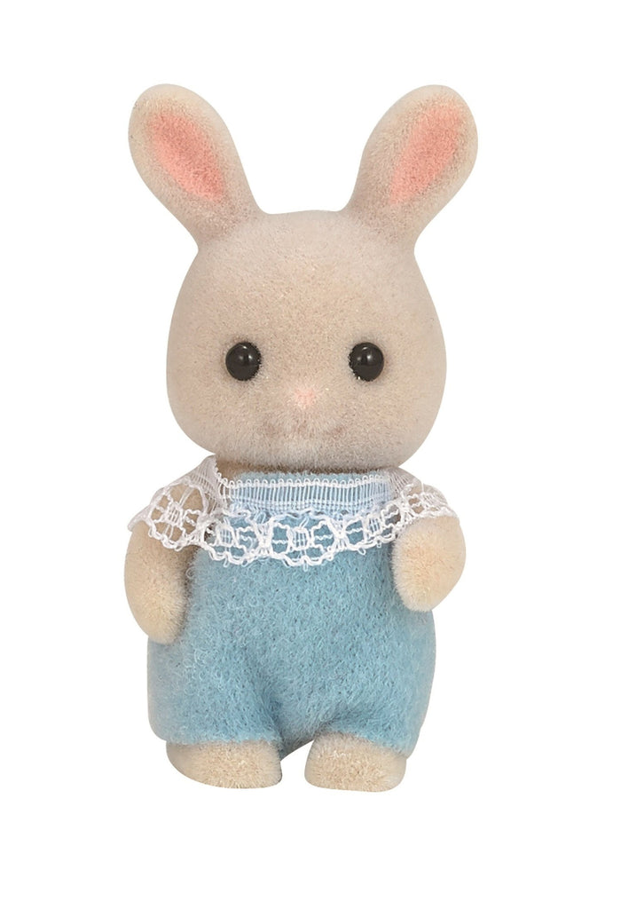 Milk Rabbit Baby Doll U-89 Sylvanian Families Japan Calico Critters
