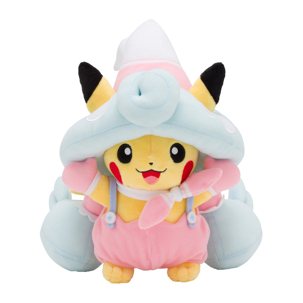 Pikachu Plush Doll Halloween Galar Garden Pokemon Center 2020 Japan