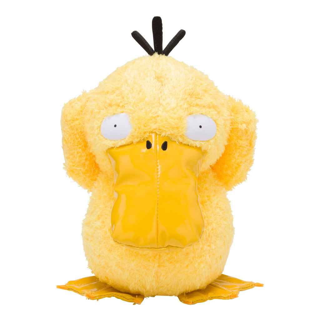 Psyduck Koduck Plush Doll Detective Pikachu Pokemon Center Japan Original