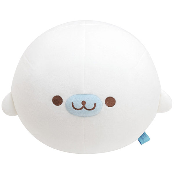 Mamegoma Seal Super Mochi Soft Plush Doll San-X Japan Jinbe San