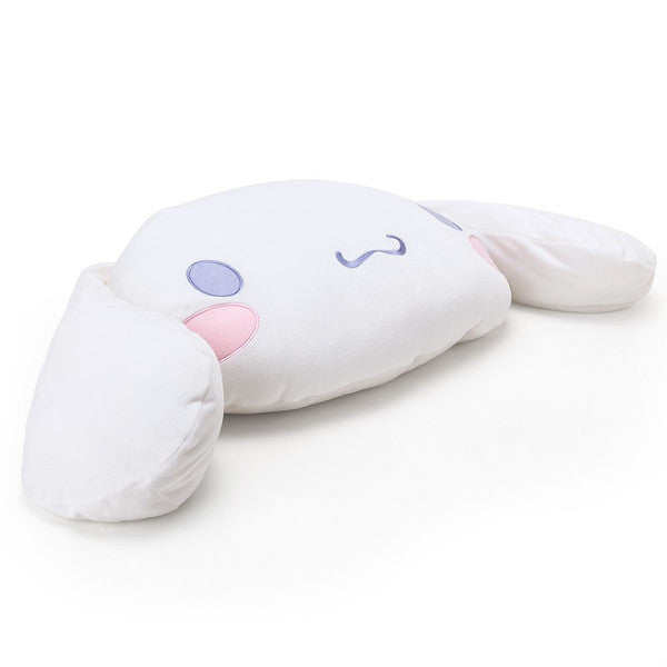 Cinnamoroll Plush Cushion Face Relax Sanrio Japan