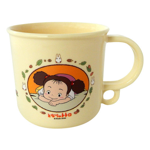 My Neighbor Totoro Mei Plastic Cup Studio Ghibli Japan KE5A