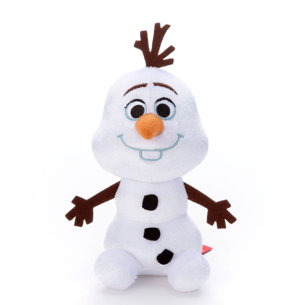 Frozen 2 Olaf Bean Doll Plush Disney Takara Tomy Japan