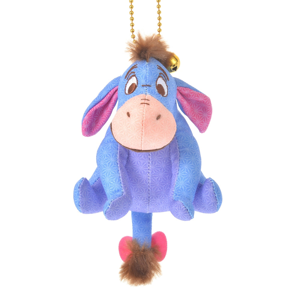 Eeyore Plush Keychain Japan Culture Disney Store Winnie the Pooh