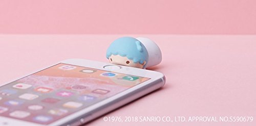 Little Twin Stars Kiki CABLE BITE Protection for iPhone Sanrio Japan