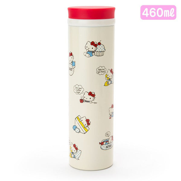 Hello Kitty Stainless Bottle Tumbler L Flyer 460ml Sanrio Japan