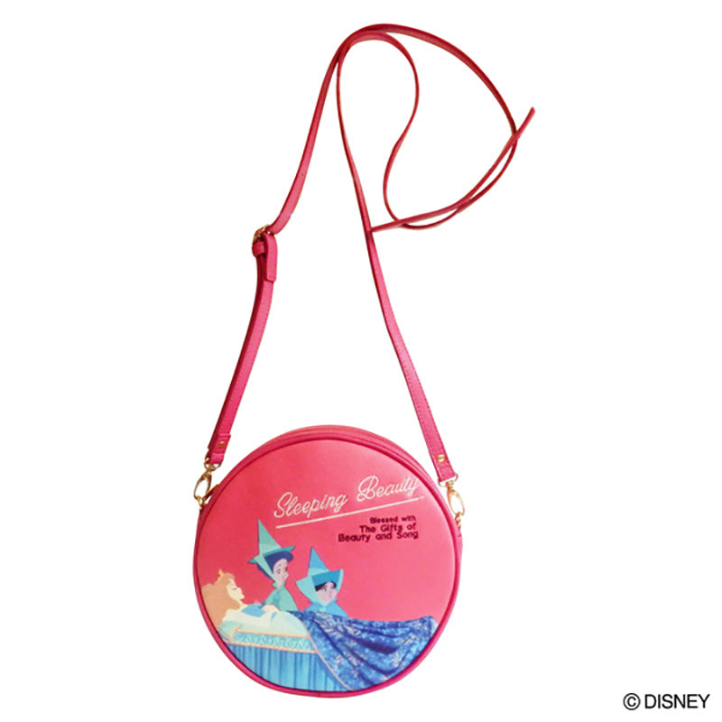 Sleeping Beauty Aurora Shoulder Bag Moment ACCOMMODE Disney Store Japan