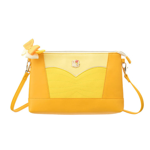 Belle Pochette Bag NEW LIFE! Disney Store Japan Beauty and the Beast