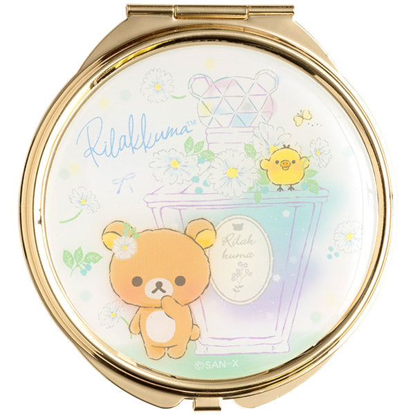 Compact Mirror Rilakkuma Cosmetics San-X Japan Limit