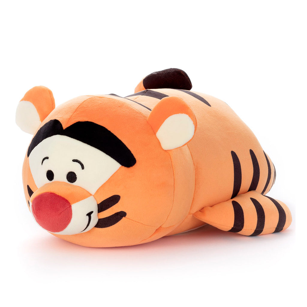 Tigger Plush Doll M Crawl Hai Mocchi-Mocchi- Disney Takara Tomy Japan Winnie