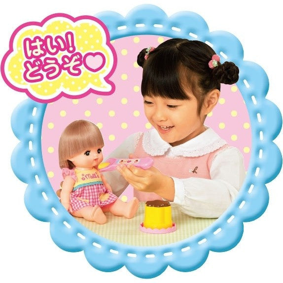 Snack Pudding Mell Chan Goods Pilot Japan Toys