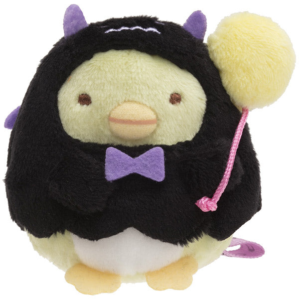 Sumikko Gurashi Penguin ? mini Tenori Plush Doll Halloween 2019 San-X Japan