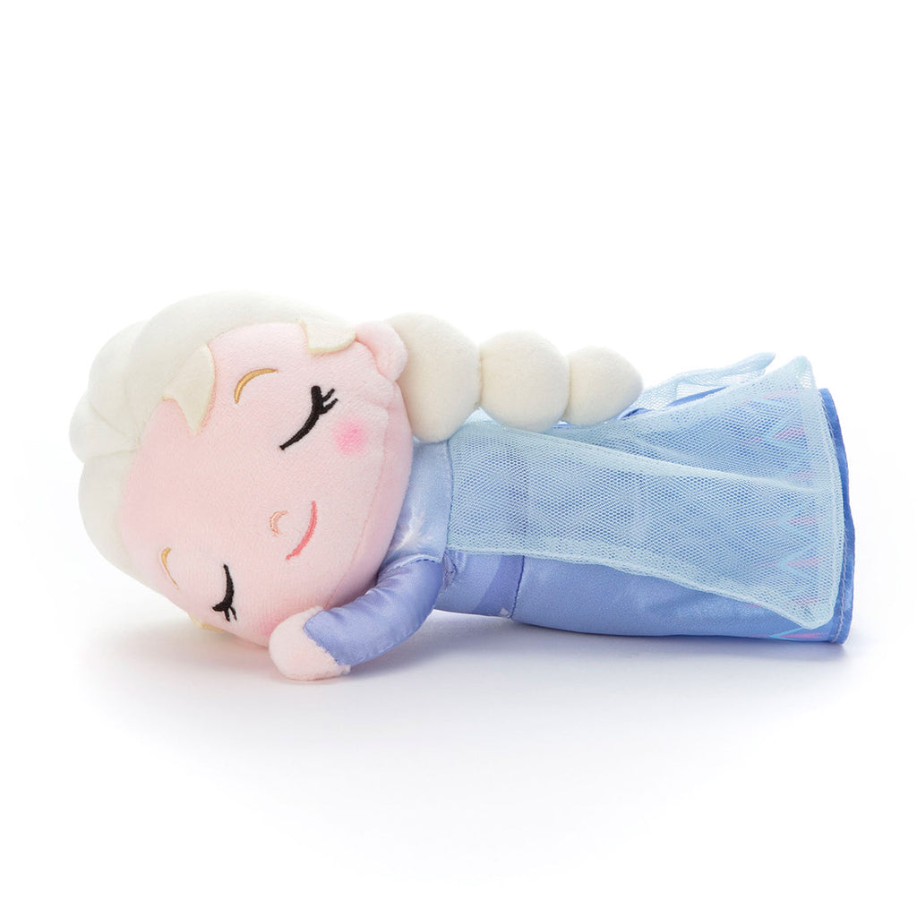 Frozen 2 Elsa Plush Doll S Suyasuya Sleeping Friend Disney Takara Tomy Japan