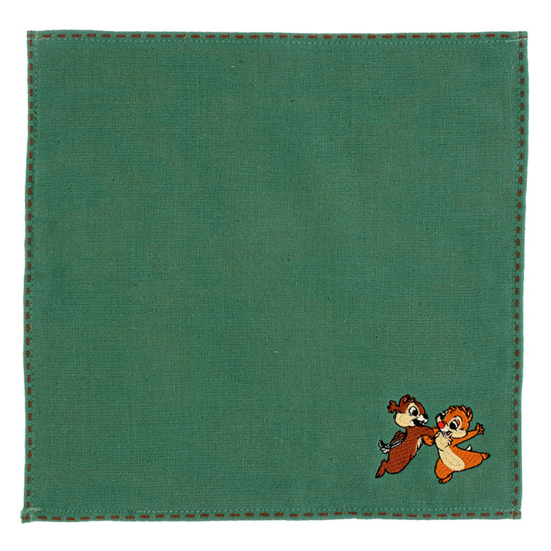 Chip & Dale mini Towel Gauze Disney Store Japan