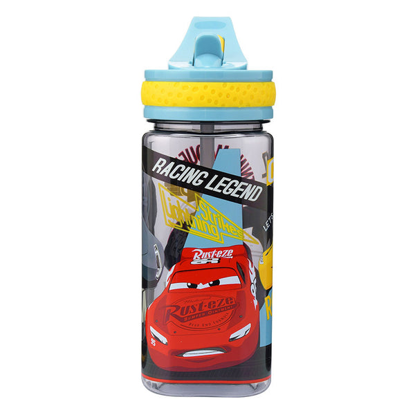 Cars 3 Water Bottle Exciting Square Disney Store Japan