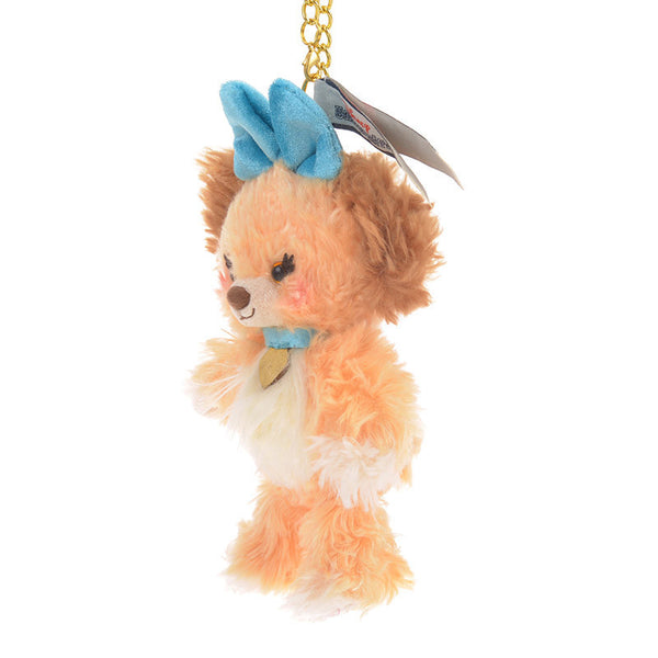 UniBEARsity Bella Lady Plush Keychain Disney Store Japan