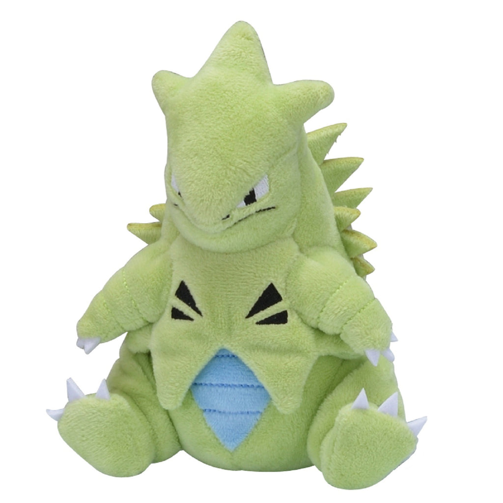 Tyranitar Bangiras Plush Doll Pokemon fit Ver. 3 2019 Japan Original